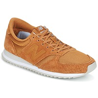 Chaussures Baskets basses New Balance U420 Marron