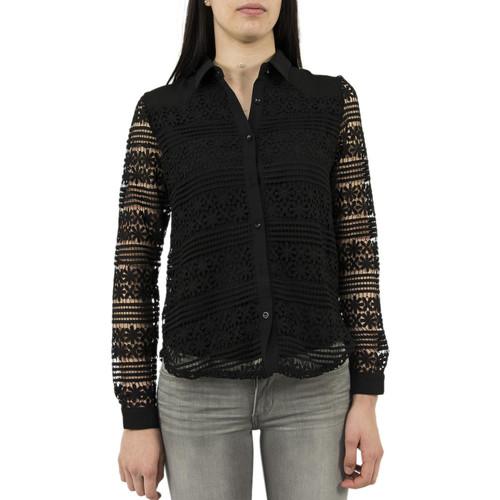 Vêtements Femme Chemises / Chemisiers Ryujee hisa noir