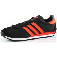 Chaussures Homme Baskets basses adidas Originals Country Noir