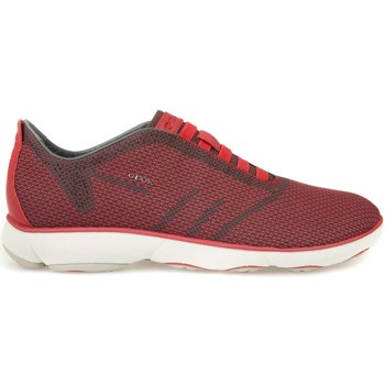 Chaussures Homme Baskets basses Geox U64D7B 000ZI Sneakers Man Rouge Rouge