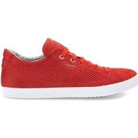 Chaussures Homme Baskets basses Geox U72X2B 01422 Sneakers Man Rouge Rouge