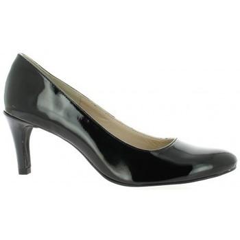 Chaussures Femme Escarpins Pao Escarpins vernis Noir