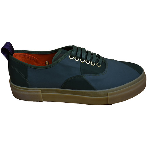 Chaussures Homme Chaussures de Skate Eytys Mother Simon Mullan Green Green
