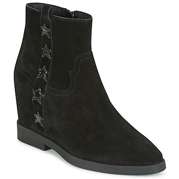 Chaussures Femme Boots Ash GOLDIE Noir