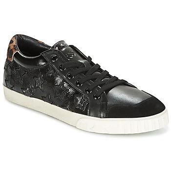 Chaussures Femme Baskets basses Ash MAJESTIC Noir