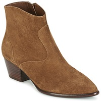 Chaussures Femme Bottines Ash HEIDI BIS Camel