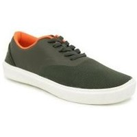 Chaussures Homme Baskets basses Dude Ollie Army Green D111148006c