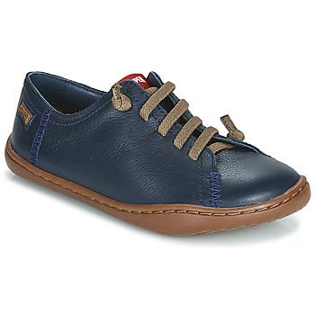 Chaussures Garçon Derbies Camper PEU CAMI Marine