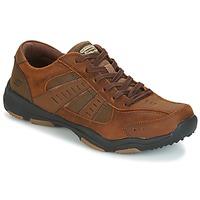 Chaussures Homme Derbies Skechers LARSON NERICK Brown