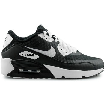 Chaussures Garçon Baskets basses Nike Air Max 90 Ultra 2.0 Br Junior Noir Noir/Blanc