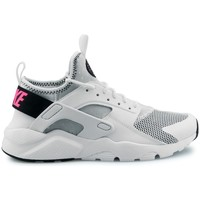 Chaussures Garçon Baskets basses Nike Air Huarache Run Ultra Junior  847568-100 Blanc