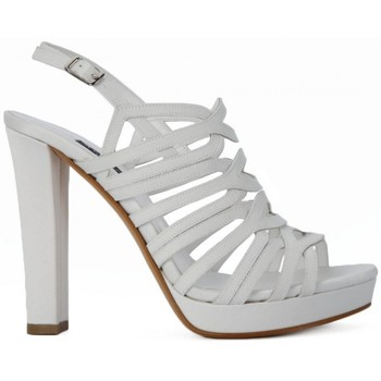 Chaussures Femme Sandales et Nu-pieds Albano RASO SPOSA Bianco