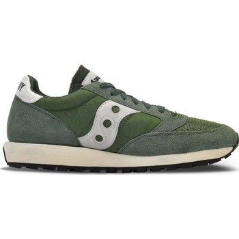 Chaussures Homme Baskets mode Saucony JAZZ O VINTAGE GREEN/GREY Vert