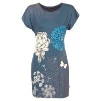 Vêtements Femme Robes courtes Desigual MARTI Bleu