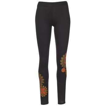 Vêtements Femme Leggings Desigual JULEF Noir