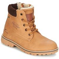 Chaussures Garçon Boots Tom Tailor JOLUI Camel