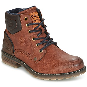 Chaussures Homme Boots Tom Tailor TIAGO Marron
