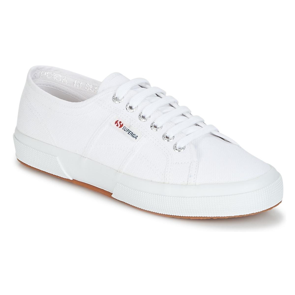 Superga 2750 CLASSIC Blanc