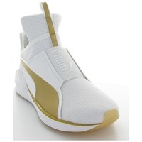 Chaussures Homme Baskets mode Puma France WNS FIERCE GOLD Blanc
