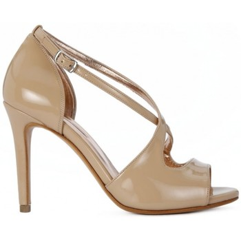 Chaussures Femme Sandales et Nu-pieds Albano VERNICE NUDE Beige