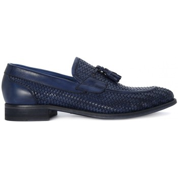 Chaussures Homme Mocassins Kammi BRECOS  OXFORD AZZURRO    156,6