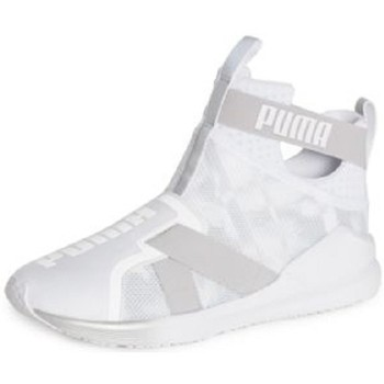 Chaussures Femme Baskets mode Puma France FIERCE STRAP Blanc
