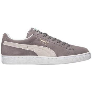 Chaussures Femme Baskets mode Puma France SUEDE CLASSIC STEP Gris