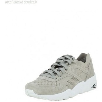 Chaussures Femme Baskets mode Puma France SOFT PACK DRIZ Gris