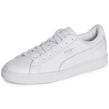 Chaussures Femme Baskets basses Puma France BASKET CLASSIC Blanc