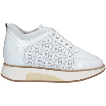 Chaussures Femme Baskets basses Alberto Guardiani SD58545F Chaussures lacets Femmes Bianco Bianco