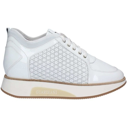 Chaussures Femme Baskets basses Alberto Guardiani SD58545F Sneakers Femmes Blanc Blanc
