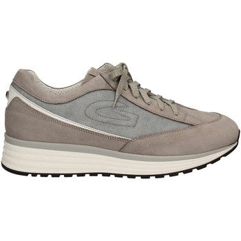 Chaussures Homme Baskets basses Alberto Guardiani SU74371C Chaussures lacets Man Gris Gris