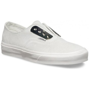 Chaussures Femme Baskets mode Vans Chaussures  U Authentic Gore - Metal Eyeplate blanc