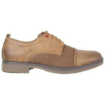 Chaussures Homme Derbies Kebello Chaussures ELO559 marron