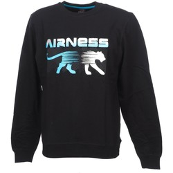 Vêtements Homme Sweats Airness Helton noir/trq sw Noir