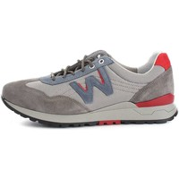 Chaussures Homme Baskets basses Melluso U15440  Homme Grey Grey