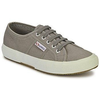 Baskets mode Superga 2750 CLASSIC Gris 350x350