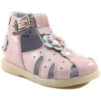Chaussures Enfant Baskets basses Little Mary Belette Rose