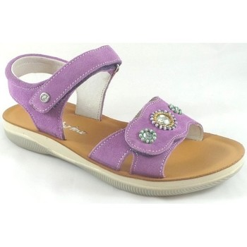 Chaussures Fille Sandales et Nu-pieds Naturino 5684 Violet