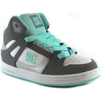 Chaussures Fille Multisport DC Shoes 302676A Gris