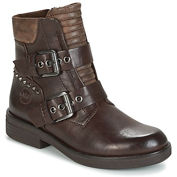 Chaussures Femme Boots Marco Tozzi POUDREE Marron
