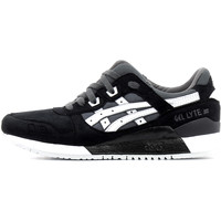 Chaussures Baskets basses Asics Gel Lyte III Dark Grey / White