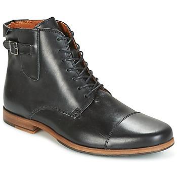 Chaussures Homme Boots Schmoove BLIND BRITISH BROGUE Noir