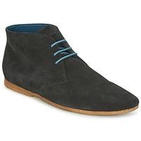 Chaussures Homme Boots Schmoove CREPS DESERT Noir
