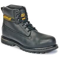 Chaussures Homme Boots Caterpillar HOLTON ST SB Noir