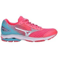 Chaussures Femme Baskets mode Mizuno WAVERIDER19 Rose