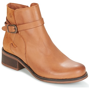 cf4344a5588ac Chaussures Femme Bottines Betty London HEYLEY Camel