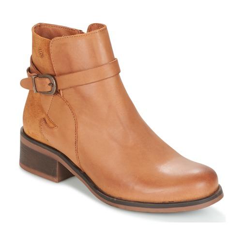 Chaussures Femme Boots Betty London HARRIS Camel