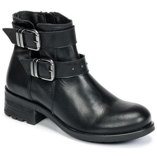 Chaussures Femme Bottines Betty London HELIDI Noir