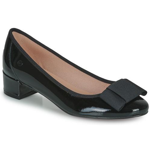 Chaussures Femme Ballerines / babies Betty London HENIA Noir